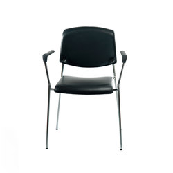 Pause armchair | Visitors chairs / Side chairs | Magnus Olesen