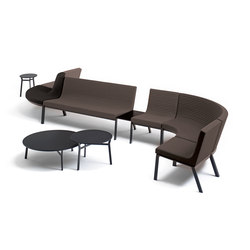 Flow Lounge | Modular seating systems | Magnus Olesen