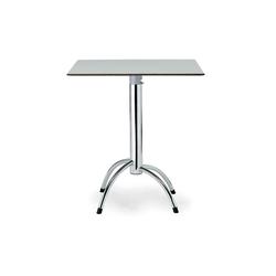 Et-Voilà | Cafeteria tables | Segis