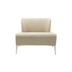 Alphabet­ - Fi Large | Armchair | Poltrone lounge | Segis