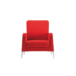 Alphabet ­- Hi Omega | Armchair | Lounge chairs | Segis
