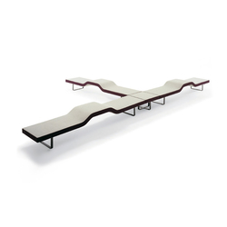 Highway B | Waiting area benches | Segis