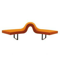 Longway E | Elementos asientos modulares | Segis
