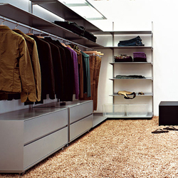 Dot Wardrobe | Walk-in wardrobes | Kristalia