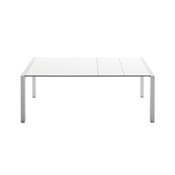 Sushi 12 Outdoor table | Dining tables | Kristalia