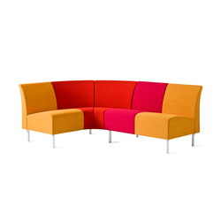 Nonstop SA-385 | Modular seating elements | Skandiform
