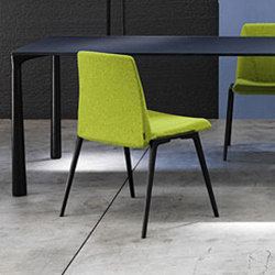 Plate Chair | Multipurpose chairs | Kristalia