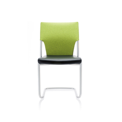 drive 232 | Visitors chairs / Side chairs | Brunner