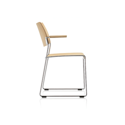 linos 1204/A | Multipurpose chairs | Brunner