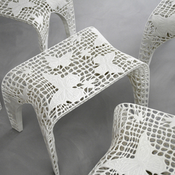 Monarch Stools | Hocker | Freedom Of Creation