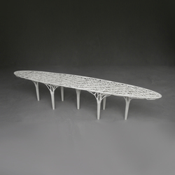 Trabecula Bench | Upholstered benches | Freedom Of Creation