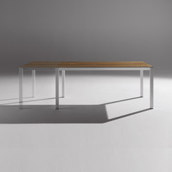 Lux table | Dining tables | CASAMANIA-HORM.IT