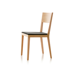 S12 chair | Sillas para restaurantes | B+W