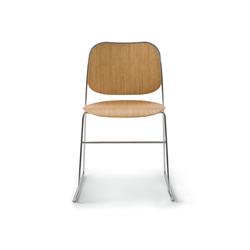 Bay | Multipurpose chairs | Crassevig