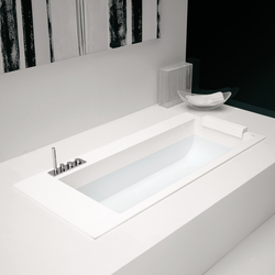 Biblio 30/31 | Built-in baths | antoniolupi