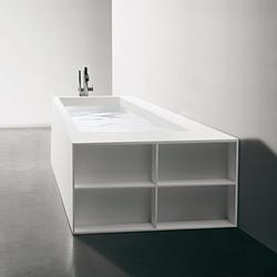 Biblio 42/43 | Free-standing baths | antoniolupi