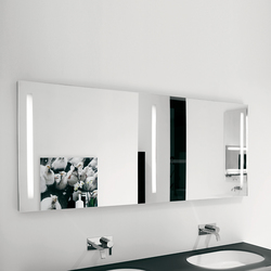 Spio 250/275 | Wall mirrors | antoniolupi