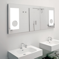 Viso 2 | Wandspiegel | antoniolupi