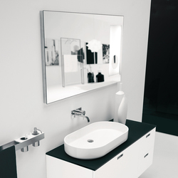 Viso | Wall mirrors | antoniolupi