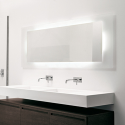 Flat | Wall mirrors | antoniolupi