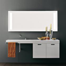 Spio 50/75 | Wandspiegel | antoniolupi