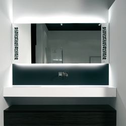 Flò 250/275 | Wall mirrors | antoniolupi
