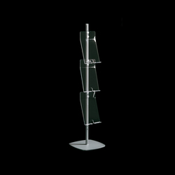 Arianna Totem | Brochure / Magazine display stands | Caimi Brevetti