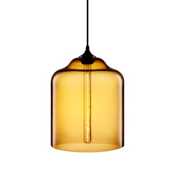 Bell Jar Modern Pendant Light | General lighting | Niche