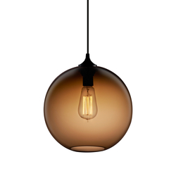 Solitaire Modern Pendant Light