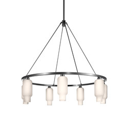 Sola 48 Modern Chandelier | Lampadari da soffitto | Niche