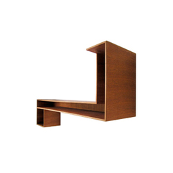 DIN-shelf | Estanterías para CD | Lutz Hüning