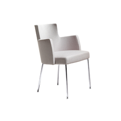Turnè Armchair PMET | Visitors chairs / Side chairs | Accademia