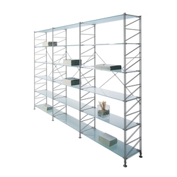 Socrate | Office shelving systems | Caimi Brevetti
