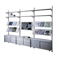 Socrate Parete | Office shelving systems | Caimi Brevetti
