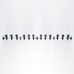 Swing Parete | Hook rails | Caimi Brevetti