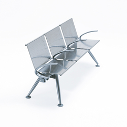 Ulisse Inox | Beam / traverse seating | Caimi Brevetti