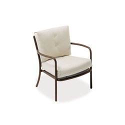 Athena | 3416 | Garden armchairs | EMU Group