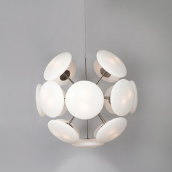 Blow hanging lamp | Allgemeinbeleuchtung | almerich
