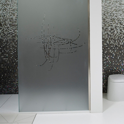 Orne Jap/N | Shower screens | antoniolupi