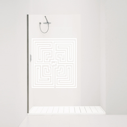 Orne Labirinto | Shower screens | antoniolupi