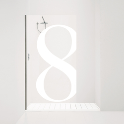 Orne Pitagora/P | Shower screens | antoniolupi