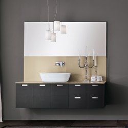Materia Collection | Contenitori bagno | antoniolupi