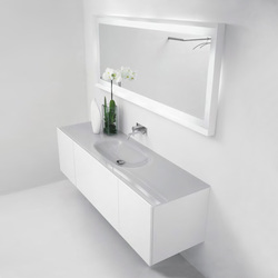 Materia Collection | Armarios lavabo | antoniolupi
