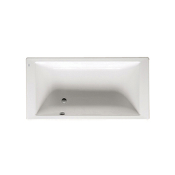 Vythos acrylic bath | Built-in baths | ROCA