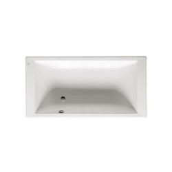 Vythos acrylic bath | Vasche ad incasso | ROCA