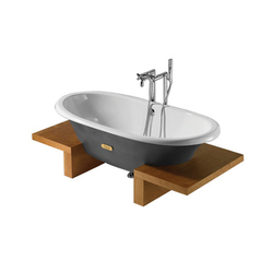 Newcast bath | Free-standing baths | ROCA