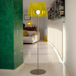 Fluo floor lamp | Allgemeinbeleuchtung | almerich