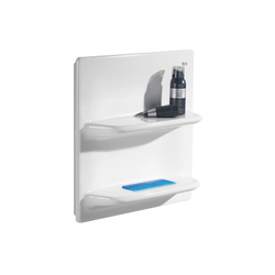 Frontalis double shelf | Shelves | ROCA