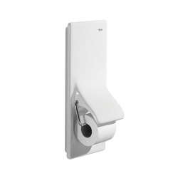 Frontalis toilet roll holder | Distributeurs de papier toilette | ROCA