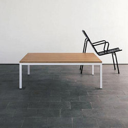 Lehni low table | Tables basses | Lehni